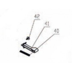 ENSEMBLE BOUTON D'INTERRUPTION DE SECURITE POUR FKS 2200 F3